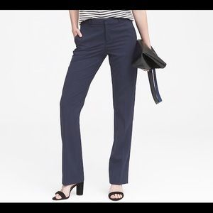 NWT Banana Republic Washable Wool Trousers